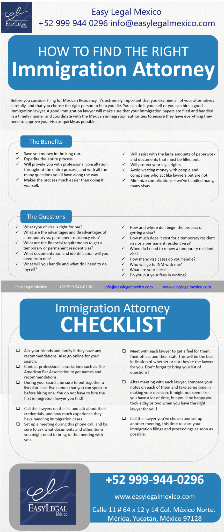 How To Find the Right Mexican Immigration Attorney